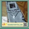 Plancher en PVC givré décoratif de ménage de la nouvelle conception de mode de 0.8mm