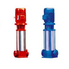 Pompe de surpression centrifuge de l'eau à haute pression à plusieurs étages de canalisation verticale