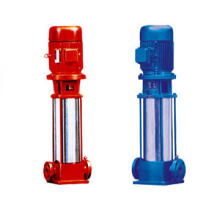Vertical Pipeline Multistage High Pressure Water Centrifugal Boosting Pump