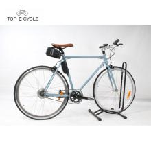 Bicicleta eléctrica del ebike del fixie del marco de acero 26inch para la venta
