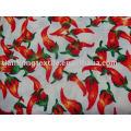 100 coton brut imprimé fleur coton tissus textiles