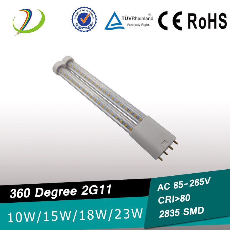 360degree 2G11 Led Tube Light 9W