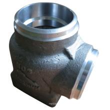 Cuerpo de válvula de fundición de precisión de inversión