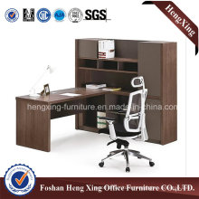 New Style Modern Leather MDF Office Desk Office Table (HX-6M094)
