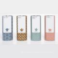 Caixa de embalagem personalizada de papel personalizado para chá