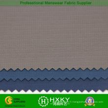 Tissu de pongé de polyester de jacquard de 50d filament pour la veste de bombardier