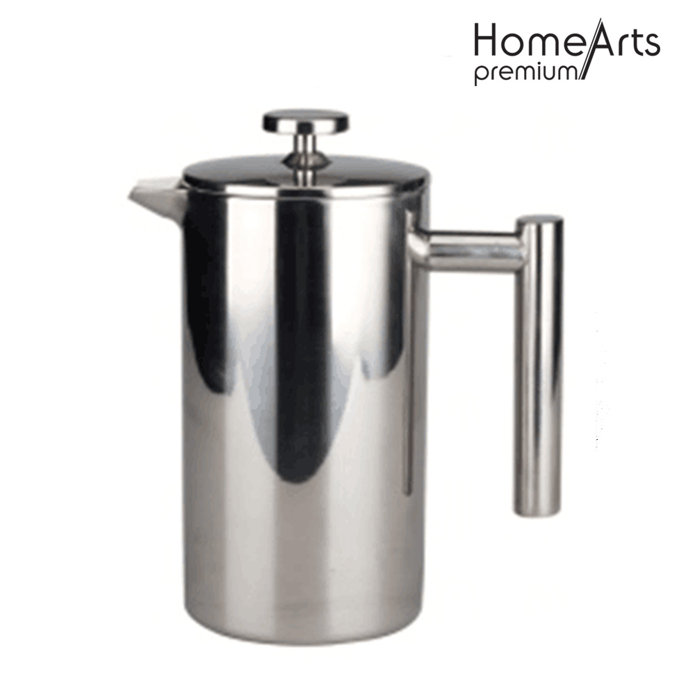 Double wall Stainless Steel French Press