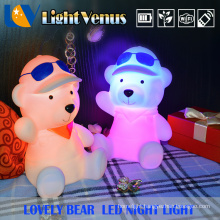 LED lamp for kids room lighting led night light with sleeping lamps