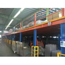 Warehouse Rack Mezzanine Storage Equipment
