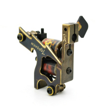 Handmade Brass Tattoo Machines