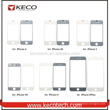 Reemplazo de vidrio táctil de teléfono móvil de reemplazo para el iPhone