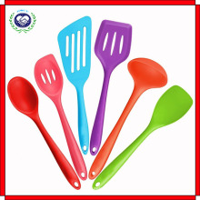 Kitchen Silicone Utensil Set