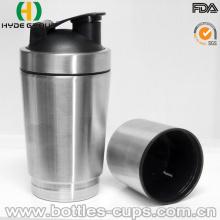 Bouteille de shaker en acier inoxydable de vente chaude (HDP-0598)