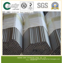 310S Stainless Steel Welded Pipes Steel Tube