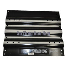6mm,8mm,10mm#cold Rolled Trailer Corrugated Plate For Semi Trailer , Oem