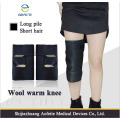 Cashmere Wool Knee Wrap Suporte