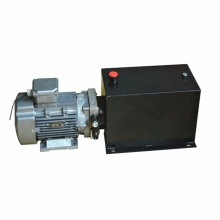 Werkseitiger Hydraulikaggregat-Hubtisch