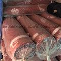 Auf Lager Gewebe aus 100% Polyester Gebürstetem Pongé für Bettlaken