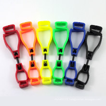 NMSAFETY colorful safety product POM Glove Holder Clips Plastic Glove Clips