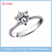 new products 2016 hard silver grey metal 925 sterling silver jewellery wedding silver jewelry 925 natural rings
