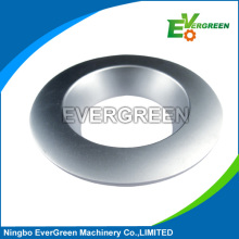 Aluminum casting electric coating