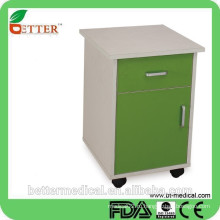 Стальной прикроватный шкаф с порошковым покрытием
