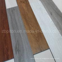 Schöne Holz Textur PVC Bodenfliese
