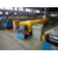 Alibaba Trade Assurance Downpipe Máquina de formação de frio de calha de aço