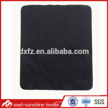 logos tailor making super soft embossed microfiber fabric