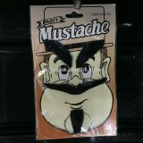 MMO-0252 party funny black artificial self-adhesive devils fake mustache set