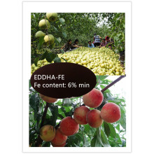 EDDHA Fe6% Chelated Iron
