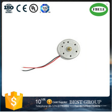 Micro motor Solar Butterfly Micro Motor Game Handle Motor (FBELE)