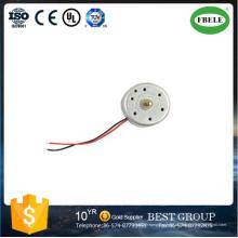 Micro motor solar borboleta micro motor jogo motor do punho (feble)