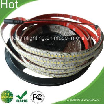 Tira de luz LED de una línea 240LED / M SMD 3528, tira de LED de alto lumen de 5 m 1200LED 3528