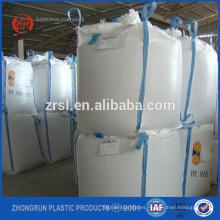 Grandes bolsas PP Jumbo para suelo / arena pp pesado 550kg 1 ton jumbo bag