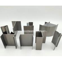 Алюминиевый профиль для двери чистых помещений
