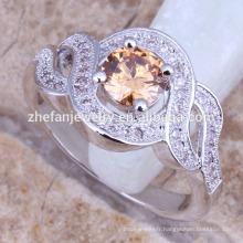 bon marché mariage gros pierres précieuses bijoux anneaux turcs