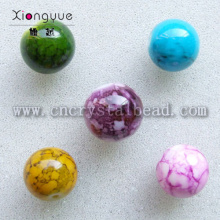 8mm colorful Loose Crystal Beads