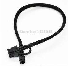 Mini 6pin PCI-E to 8pin PCI Express Power Cable
