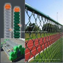 Chain Link Fence/Wire Mesh Fence/Security Fence