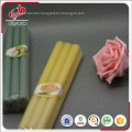 Home party wedding decoration wax color candle