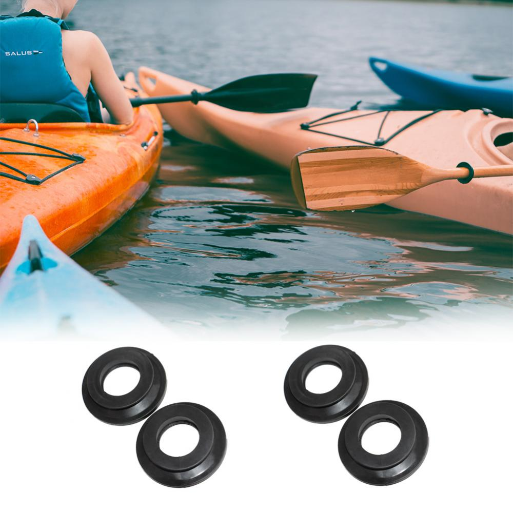 Kajak Paddle Splash Guards Drip Rings