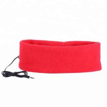 Flacher Kopfhörer, leichte und waschbare abnehmbare Lautsprecher