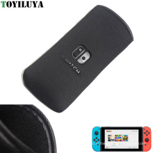 Noir EVA Skin Pouch Bag pour Nintendo Switch Voyage étui de protection