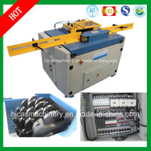 Hs-Sf701 Pallet Automatic Wood Notcher Machines and Pallet Stringer Notcher