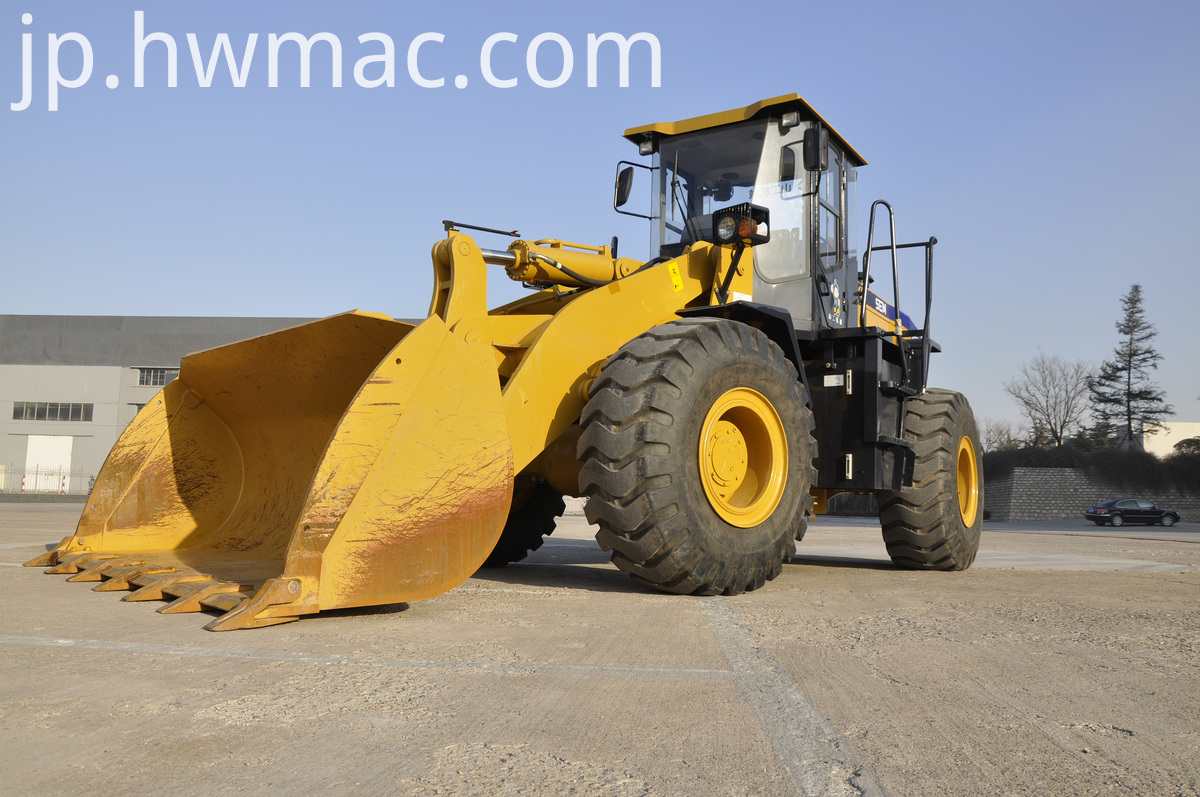 Wheel Loader Sem