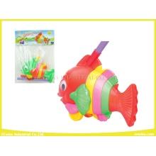 Push Pull Toys Funny Fish Plastic Toys
