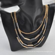 VAGULA 2015 tubo decorativo collar para mujer