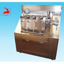 sour cream homogenizer for milk plant, 3000L/h flow