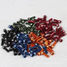 Сверхлегкий алюминиевый CNC M5 MTB Кронштейны для бутылок с байпасом для мотоциклов